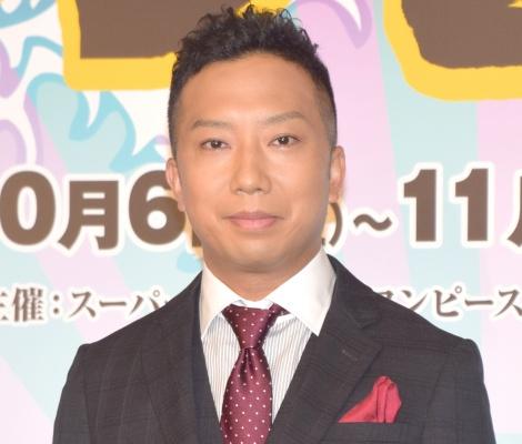 スーパー歌舞伎II『ワンピース』の公演中にけがをした市川猿之助 (C)ORICON NewS inc.