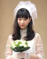 ウエディングドレス姿を披露した森川葵 (C)ORICON NewS inc.