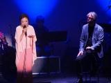 デビュー35周年記念コンサートを行ったクミコ (C)中嶌英雄