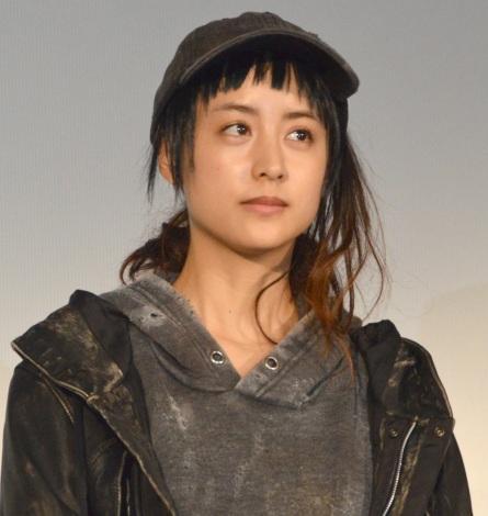 ドラマ『刑事ゆがみ』の完成披露試写会に出席した山本美月 (C)ORICON NewS inc.