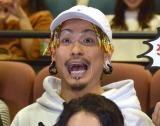 ドラマ『刑事ゆがみ』の完成披露試写会に出席したWANIMA・KENTA (C)ORICON NewS inc.
