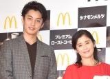 (左から)大野拓朗、石田ひかり (C)ORICON NewS inc.