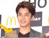 マクドナルド・冬のキャンペーン『HOT JAPAN』の発表会に参加した大野拓朗 (C)ORICON NewS inc.