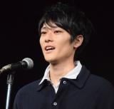 ファイナリストの成田偉心さん (C)ORICON NewS inc.