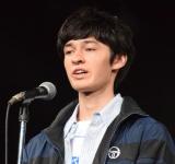 ファイナリストの田中ジョシュアさん (C)ORICON NewS inc.