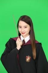 日本テレビ系『金曜ロードSHOW!』で4週連続放送される「ハリー・ポッターの秋」専属ナビゲーターが河北麻友子に決定
