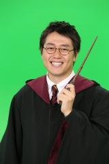 日本テレビ系『金曜ロードSHOW!』で4週連続放送される「ハリー・ポッターの秋」専属ナビゲーターに決定した安村直樹アナウンサー