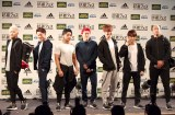 GENERATIONS from EXILE TRIBE=『試着フェス〜adidas fitting festival with GENERATIONS〜』新TVCM発表イベント (C)ORICON NewS inc.