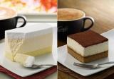 マックカフェのデザートメニューに『レアチーズケーキ』と『ティラミス』が仲間入り