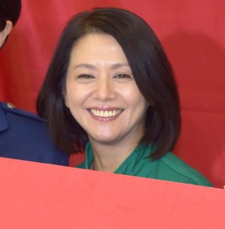 TBS火曜ドラマ『監獄のお姫さま』試写会後記者取材会に出席した小泉今日子 (C)ORICON NewS inc.
