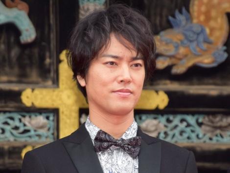 『京都国際映画祭2017』のレッドカーペットに登場した桐谷健太 (C)ORICON NewS inc.