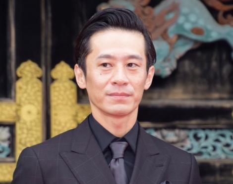 『京都国際映画祭2017』のレッドカーペットに登場した三浦誠己 (C)ORICON NewS inc.
