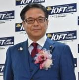 「政治部門」に選出された経済産業大臣の世耕弘成氏 (C)ORICON NewS inc.