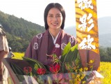 NHK大河ドラマ『おんな城主 直虎』のクランクアップを迎えた柴咲コウ (C)ORICON NewS inc.