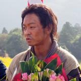 NHK大河ドラマ『おんな城主 直虎』のクランクアップを迎えた山中崇 (C)ORICON NewS inc.