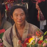 NHK大河ドラマ『おんな城主 直虎』のクランクアップを迎えた前原滉(C)ORICON NewS inc.