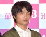 映画『氷菓』の完成披露試写会イベントに出席した岡山天音 (C)ORICON NewS inc.