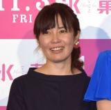 映画『氷菓』の完成披露試写会イベントに出席した安里麻里監督 (C)ORICON NewS inc.
