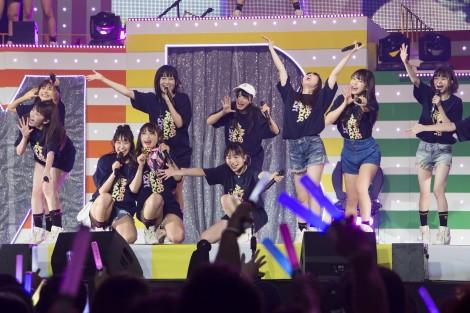 NMB48が大阪城ホール2days初日公演を開催(C)NMB48
