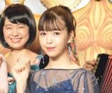 『キュリオス』の生パフォーマンスに大興奮していた藤田ニコル (C)ORICON NewS inc.