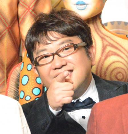 『ダイハツ キュリオス』日本公演記者会見に出席したキャイ〜ン・天野ひろゆき (C)ORICON NewS inc.