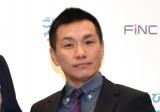 スマートフォン向けアプリ『FiNC』の「ごほうびウォーカー」実施記念イベントに出席したますだおかだ・増田英彦 (C)ORICON NewS inc.