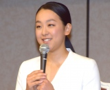 浅田真央 (C)ORICON NewS inc.