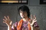 フジテレビ系連続ドラマ『刑事ゆがみ』第2話ゲストの斎藤工 (C)フジテレビ