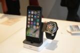 iPhoneとアップルウォッチを置くだけで2台同時にワイヤレス充電ができるドック「Apple Watch + iPhone用 PowerHouse充電」