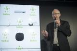 「ワイヤレス充電器機のリーディングカンパニーを目指す」と語った、インターナショナルCEOのチェット・ピプキン氏