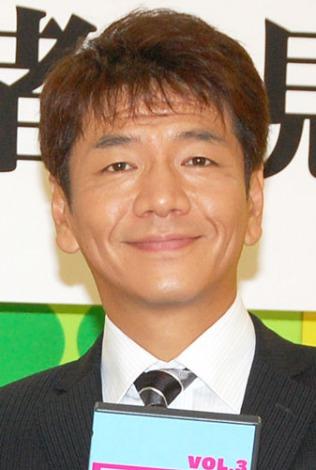 次世代を担うと思う司会者ランキング、1位に選ばれたくりぃむしちゅー・上田晋也