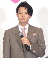 エイボン ピンクリボンイベント『Kiss Goodbye to Breast Cancer #YouAreMy…』に出席した花田優一 (C)ORICON NewS inc.