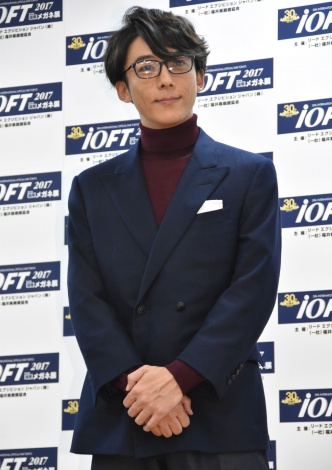 「芸能人部門・男性」に選出された高橋一生 (C)ORICON NewS inc.