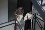 この日は階段を使ったシーンが撮影された(C)「伊藤くん A to E」製作委員会