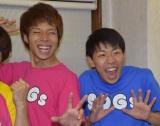 京都国際映画祭』(15日まで)で行われたSDGs(持続可能な開発目標)のPRイベント『SDGs花月〜映画もお笑いも新喜劇もぜんぶ〜』内のSDGs-1グランプリに出場したフースーヤ(C)ORICON NewS inc.
