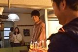 日本テレビ系連続ドラマ『今からあなたを脅迫します』の撮影現場でケーキが登場(C)ORICON NewS inc.