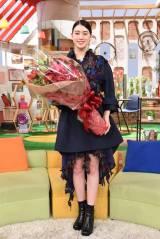 三吉彩花が日本テレビ系バラエティ番組『メレンゲの気持ち』MCを卒業 (C)日本テレビ