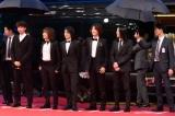 『第22回釜山国際映画祭』に参加したTHE YELLOW MONKEY (C)2017映画「オトトキ」製作委員会