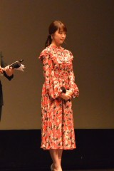 有村架純=『第22回釜山国際映画祭』(C)2017「ナラタージュ」製作委員会