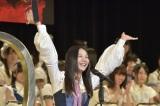 自己最高の14位で初の選抜入りを果たしたSKE48・古畑奈和(写真:島袋常貴)