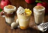 シャキシャキ食感のりんごがポイント!マックカフェ初のりんごフレーバー