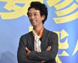 ドラマ『重要参考人探偵』制作発表会見に登壇した滝藤賢一 (C)ORICON NewS inc.