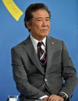 ドラマ『重要参考人探偵』制作発表会見に登壇した西岡徳馬 (C)ORICON NewS inc.