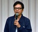 『京都国際映画祭』のクロージングパーティーに登壇した『火花』監督の板尾創路 (C)ORICON NewS inc.