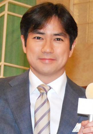 『第7回 好きな男性アナウンサーランキング』1位に選ばれた、羽鳥慎一アナウンサー (C)ORICON DD inc.