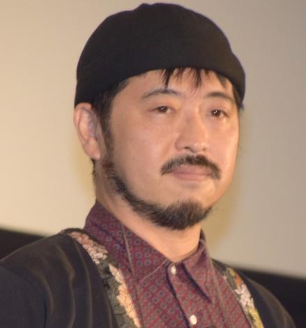 映画『こどもつかい』大ヒット舞台あいさつに登壇した清水崇監督 (C)ORICON NewS inc.