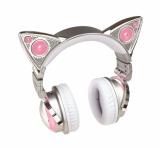 USブルックストーン社製ネコ耳型「アリアナ・グランデ・シグネチャー・モデル」ヘッドフォン