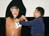 『京都国際映画祭』映画『女々演(じょじょえん)』舞台あいさつの模様 (C)ORICON NewS inc.