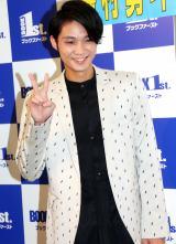 「磯村勇斗2018年カレンダー」発売イベントに出席した磯村勇斗(C)Deview