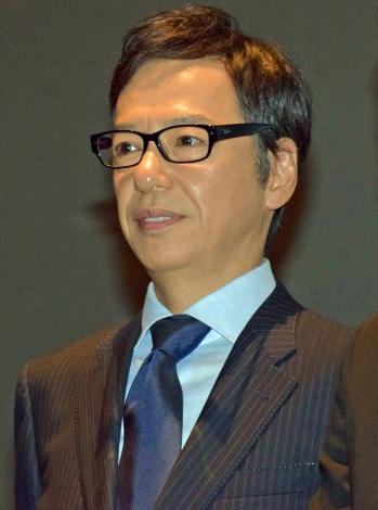 京都国際映画祭で映画『火花』の舞台あいさつに登壇した板尾創路監督 (C)ORICON NewS inc.